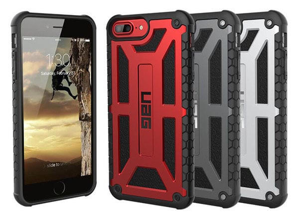 UAG Monarch  чехол для iPhone xs